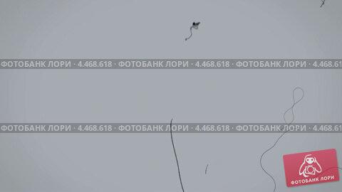 Старая пленка, видеоролик № 4468618, снято 2 апреля 2013 г. (c) Илия Кирносов / Фотобанк Лори