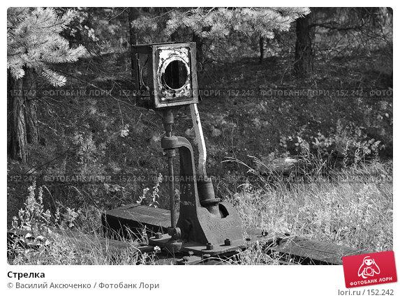Купить «Стрелка», фото № 152242, снято 11 августа 2007 г. (c) Василий Аксюченко / Фотобанк Лори