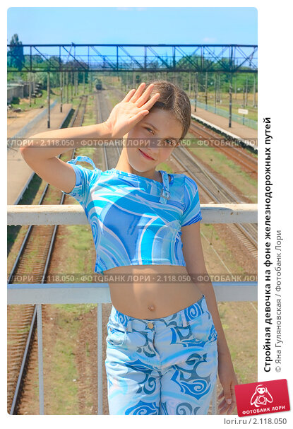 Стройная девочка видео фото 42-676