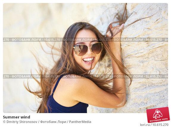 Summer wind. Стоковое фото, фотограф Dmitriy Shironosov / PantherMedia / Фотобанк Лори