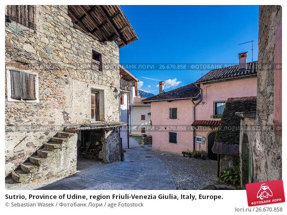 sutrio province of udine region friuli venezia giulia. Black Bedroom Furniture Sets. Home Design Ideas