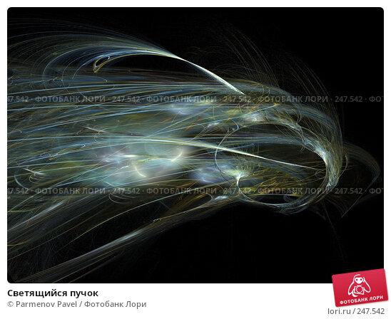 Светящийся пучок, иллюстрация № 247542 (c) Parmenov Pavel / Фотобанк Лори