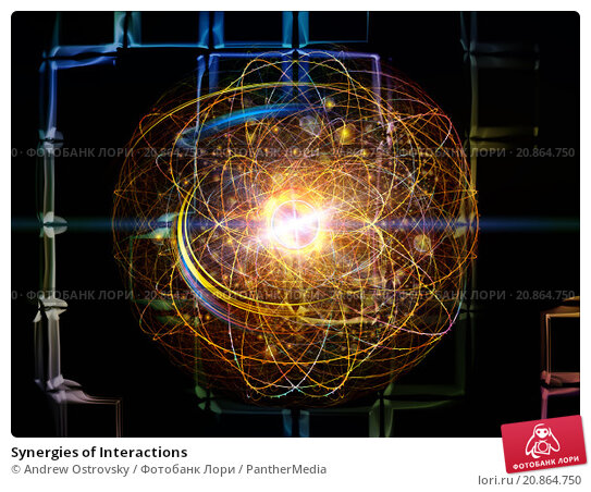 Купить «Synergies of Interactions», фото № 20864750, снято 17 августа 2019 г. (c) PantherMedia / Фотобанк Лори