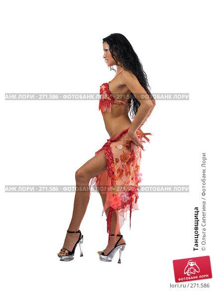 Купить «Танцовщица», фото № 271586, снято 15 ноября 2007 г. (c) Ольга Сапегина / Фотобанк Лори