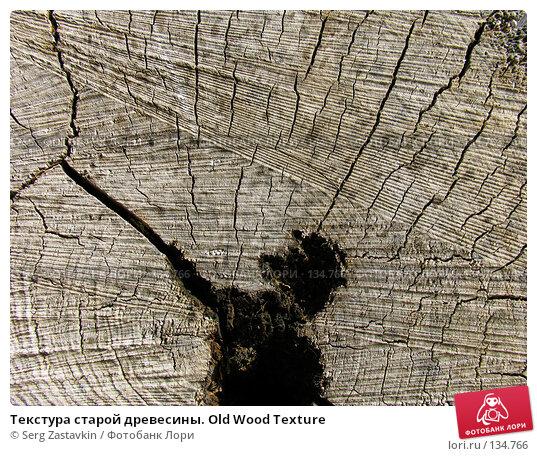 Текстура старой древесины. Old Wood Texture, фото № 134766, снято 2 октября 2005 г. (c) Serg Zastavkin / Фотобанк Лори