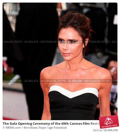 Купить «The Gala Opening Ceremony of the 69th Cannes Film Festival Featuring: Victoria Beckham Where: Cannes, France When: 11 May 2016 Credit: WENN.com», фото № 26904418, снято 11 мая 2016 г. (c) age Fotostock / Фотобанк Лори