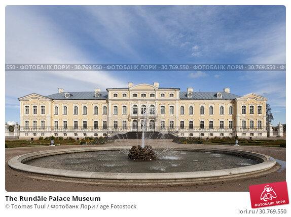 Купить «The Rundâle Palace Museum», фото № 30769550, снято 25 мая 2019 г. (c) age Fotostock / Фотобанк Лори