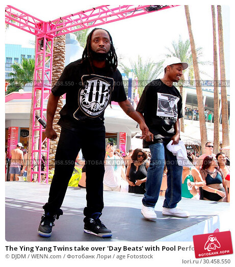 The Ying Yang Twins take over 'Day Beats' with Pool Performance at... (2017 год). Редакционное фото, фотограф DJDM / WENN.com / age Fotostock / Фотобанк Лори