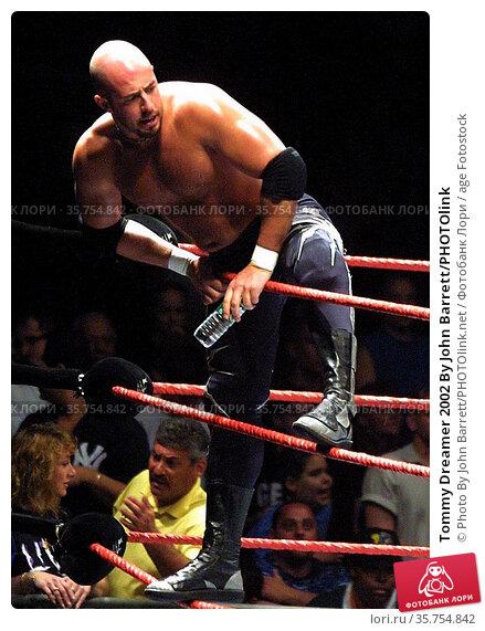 Tommy Dreamer 2002 By John Barrett/PHOTOlink. Редакционное фото, фотограф Photo By John Barrett/PHOTOlink.net / age Fotostock / Фотобанк Лори