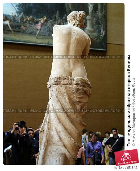 Топ - модель или обратная сторона Венеры, фото № 65342, снято 7 января 2005 г. (c) Михаил Мандрыгин / Фотобанк Лори