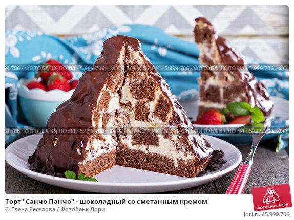 Торт санчо рецепт фото пошагово