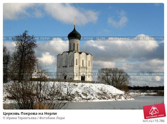 Церковь Покрова на Нерли, фото № 15786, снято 5 ноября 2006 г. (c) Ирина Терентьева / Фотобанк Лори