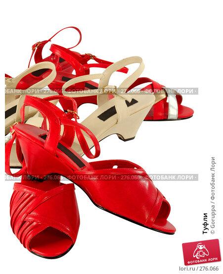 Купить «Туфли», фото № 276066, снято 20 марта 2018 г. (c) Goruppa / Фотобанк Лори
