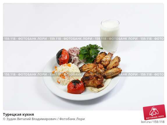 Турецкая кухня, фото № 159118, снято 26 июля 2007 г. (c) Зудин Виталий Владимирович / Фотобанк Лори