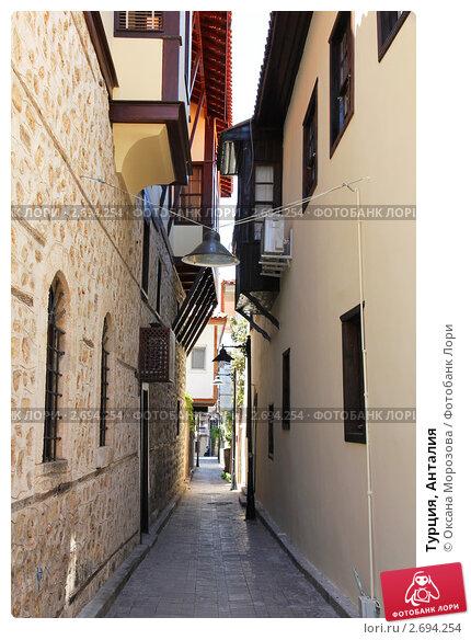 Турция, Анталия (2011 год). Редакционное фото, фотограф Оксана Морозова / Фотобанк Лори