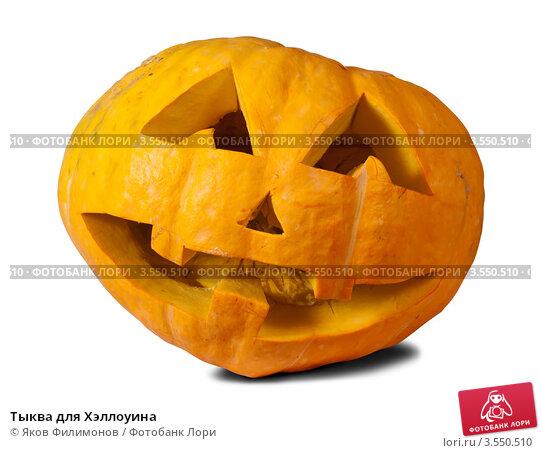 Тыква для Хэллоуина, фото № 3550510, снято 4 августа 2011 г. (c) Яков Филимонов / Фотобанк Лори