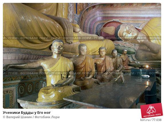 Ученики Будды у Его ног, фото № 77038, снято 17 июня 2007 г. (c) Валерий Шанин / Фотобанк Лори