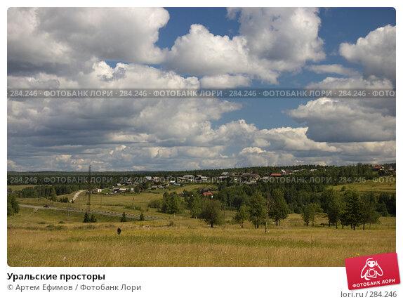 Уральские просторы, фото № 284246, снято 6 августа 2006 г. (c) Артем Ефимов / Фотобанк Лори