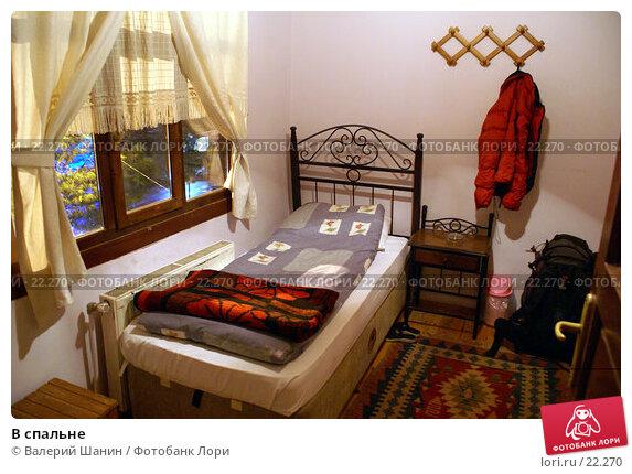 В спальне, фото № 22270, снято 7 ноября 2006 г. (c) Валерий Шанин / Фотобанк Лори
