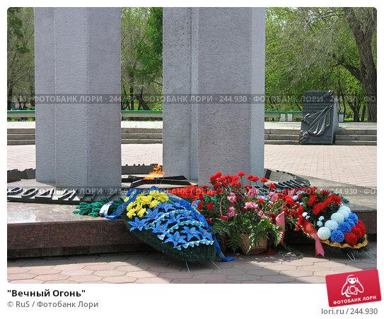 """""""Вечный Огонь"""", фото № 244930, снято 17 мая 2007 г. (c) RuS / Фотобанк Лори"""