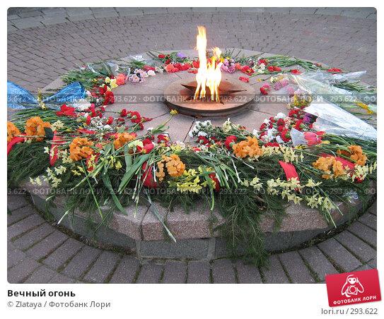 Вечный огонь, фото № 293622, снято 8 мая 2008 г. (c) Zlataya / Фотобанк Лори