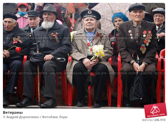 Ветераны, фото № 246910, снято 27 октября 2016 г. (c) Андрей Доронченко / Фотобанк Лори