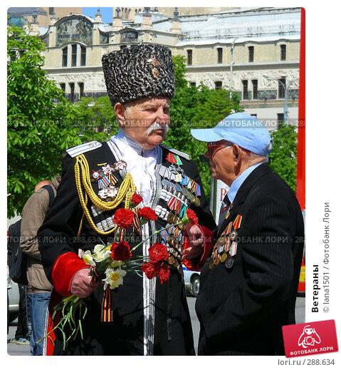 Ветераны, эксклюзивное фото № 288634, снято 8 мая 2008 г. (c) lana1501 / Фотобанк Лори