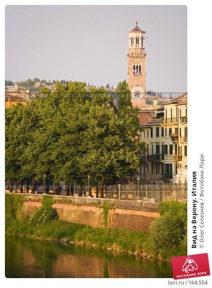 Купить «Вид на Верону. Италия», фото № 164554, снято 7 мая 2007 г. (c) Олег Селезнев / Фотобанк Лори