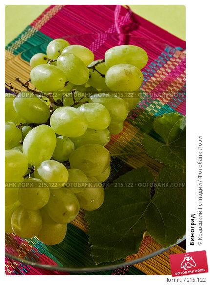 Виноград, фото № 215122, снято 6 сентября 2004 г. (c) Кравецкий Геннадий / Фотобанк Лори