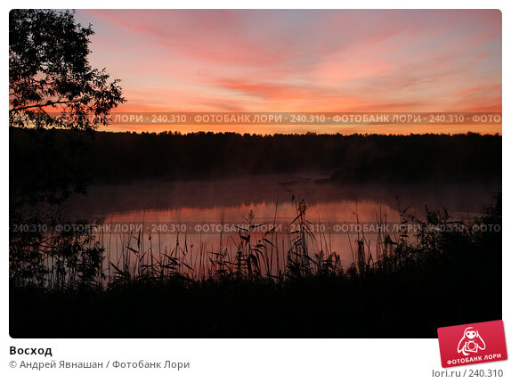 Восход, фото № 240310, снято 9 сентября 2007 г. (c) Андрей Явнашан / Фотобанк Лори