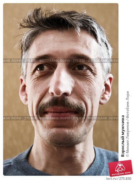 Взрослый мужчина, фото № 275830, снято 26 апреля 2008 г. (c) Михаил Лавренов / Фотобанк Лори