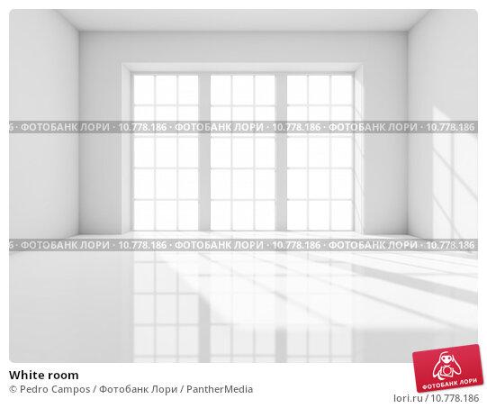 Купить «White room», иллюстрация № 10778186 (c) PantherMedia / Фотобанк Лори