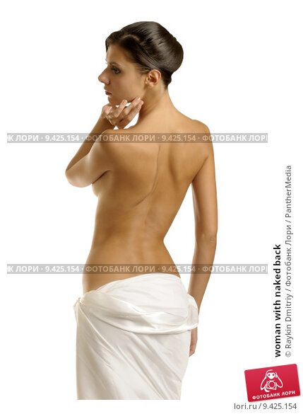 Фото со спины голые