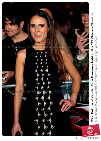 Купить «XXx: Return of Xander Cage Premiere held at the TCL Chinese Theatre IMAX - Arrivals Featuring: Jordana Brewster Where: Hollywood, California, United States...», фото № 28735450, снято 19 января 2017 г. (c) age Fotostock / Фотобанк Лори