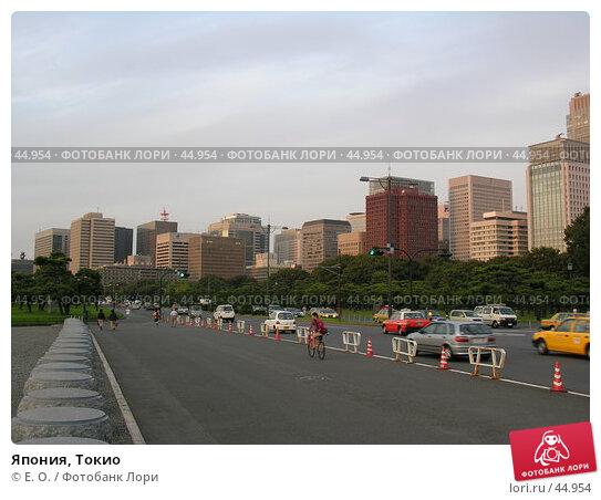 Купить «Япония, Токио», фото № 44954, снято 16 сентября 2005 г. (c) Екатерина Овсянникова / Фотобанк Лори
