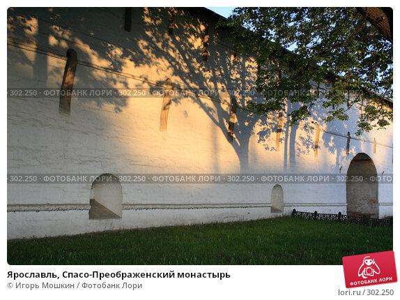 Ярославль, Спасо-Преображенский монастырь, фото № 302250, снято 24 сентября 2017 г. (c) Игорь Мошкин / Фотобанк Лори