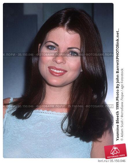 Yasmine Bleeth 1999.Photo By John BarrettPHOTOlink.net.. Редакционное фото, фотограф Adam Scull / age Fotostock / Фотобанк Лори