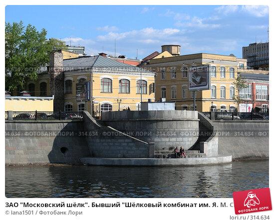 Здания  на набережной Москвы-реки, эксклюзивное фото № 314634, снято 27 апреля 2008 г. (c) lana1501 / Фотобанк Лори