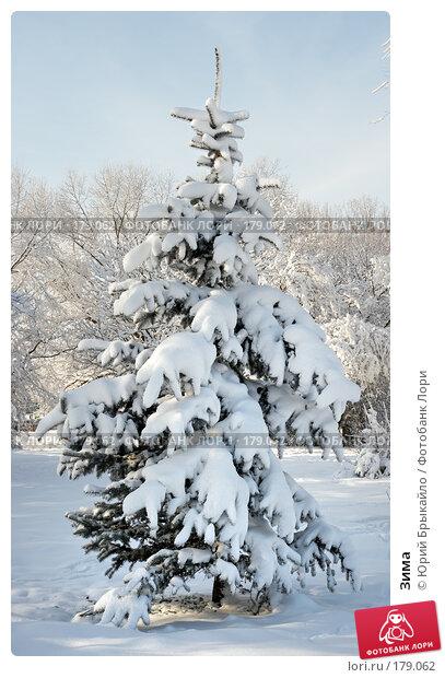 Зима, фото № 179062, снято 18 ноября 2007 г. (c) Юрий Брыкайло / Фотобанк Лори