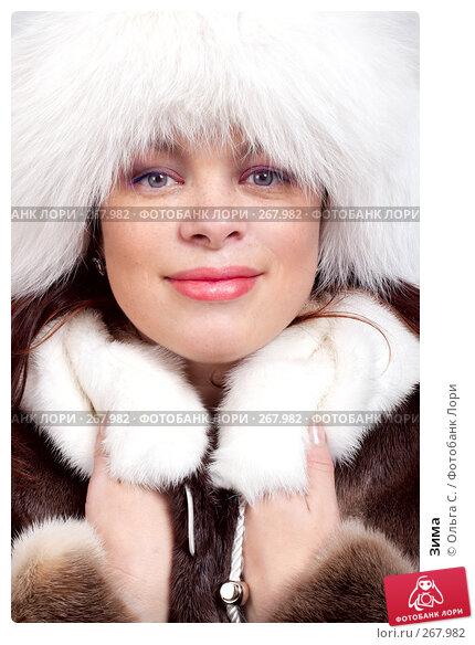 Зима, фото № 267982, снято 1 ноября 2007 г. (c) Ольга С. / Фотобанк Лори