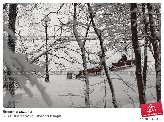 Купить «Зимняя сказка», фото № 166470, снято 15 февраля 2007 г. (c) Татьяна Макотра / Фотобанк Лори
