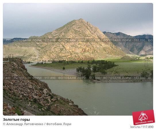 Золотые горы, фото № 117890, снято 11 июля 2007 г. (c) Александр Литовченко / Фотобанк Лори