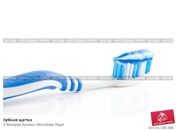Купить «Зубная щетка», фото № 243366, снято 4 апреля 2008 г. (c) Валерия Потапова / Фотобанк Лори